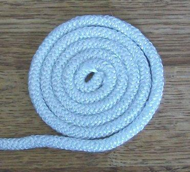 6mm Thin Heat Proof Fire Rope Thermal Door Seal