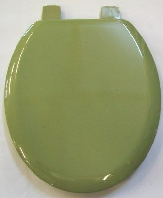 Bemis Old Colour Toilet Seat Avocado 02002329