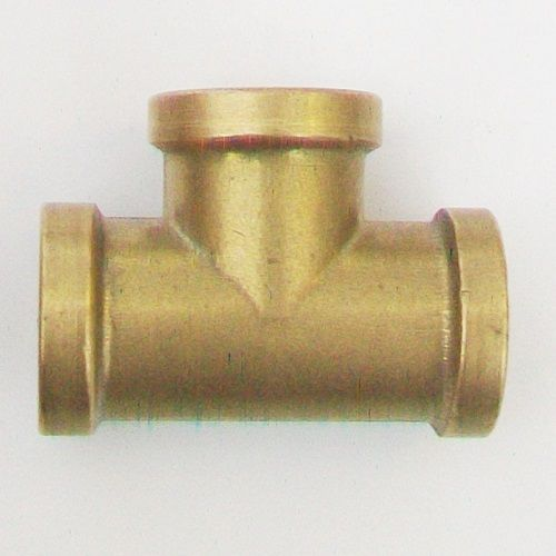 Brass Foundry 1/4 inch BSP Female Iron Tee - 07002230