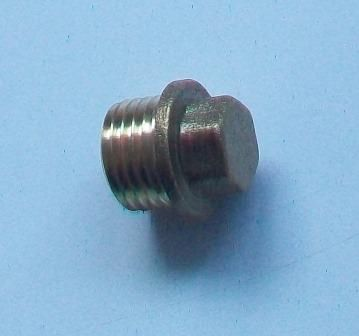 Brass Foundry - Male Threaded Plug 1/4 inch - 07000590