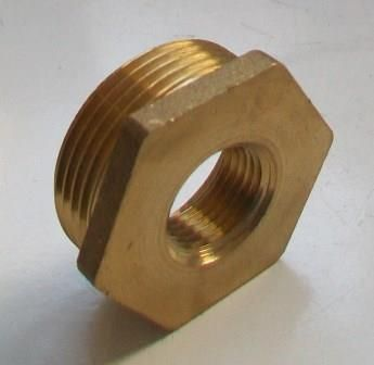 Brass Foundry - Thread Reducing Bushes 1.1/4 x 1/2 - 07001971