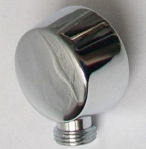 Chrome Concealed Domed Shower Wall Elbow - 50113136