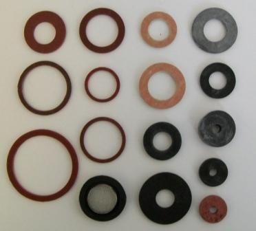 Fibre and Rubber Washer Repair Kit - Plumbers Mate Ltd