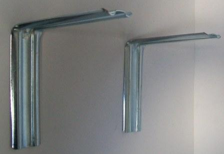 L shaped galvanised steel cistern support brackets 06001360 1297 p