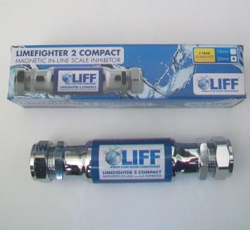 Liff Limefighter 2 Compact 22mm Scale Inhibitor - 76000490