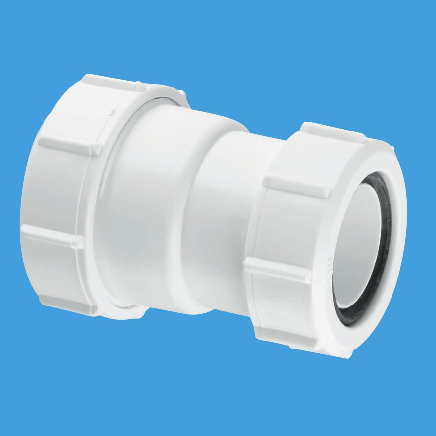 Mcalpine to compression pipe reducer st m