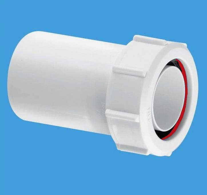 Mcalpine 2 Inch Fitting To 1 1 2 Pipe Compression Reducer