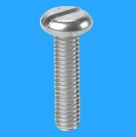 McAlpine M4 Sheet Floor Gully Trap Cover Screws - Pack of 2 - 39004117