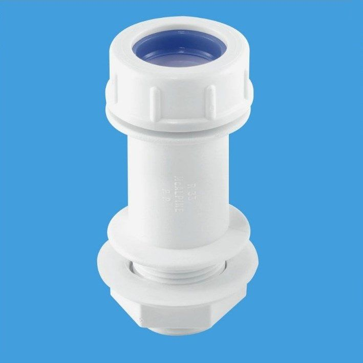 Mcalpine Tank Lid Adapter For Expansion Pipe R33