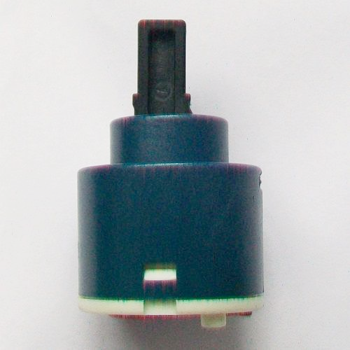 Monobloc 40mm Round Seal Flat Bottom Tap Cartridge - 620ST124