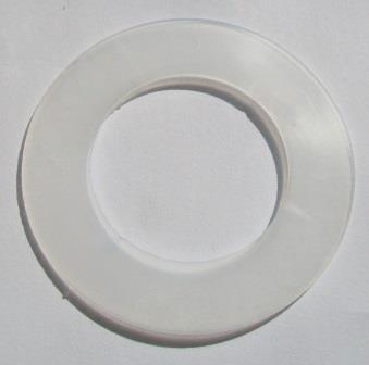 Penrex Plastic Poly Washer 1.1/4in Medium Flange - Pack of 5 - 54001710
