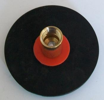 Rubber Drain Rod Plunger 4 inch