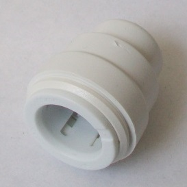 Speedfit Push Fit 15mm Pipe Stop End Blanking Cap