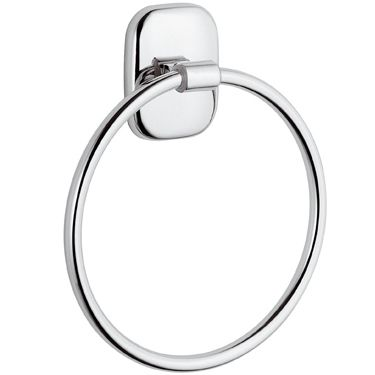 Suite Chrome Brass Towel Ring Holder - 01000020