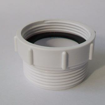Waste Thread Extension / Adaptor Euro to UK - Basin - 39003207