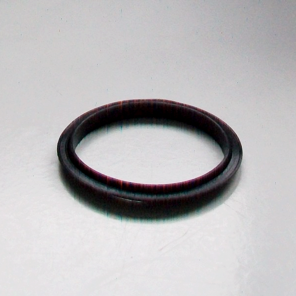 Basin Clicker Waste Plug Rubber Washer Seal Centre Fin