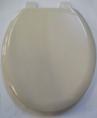 Bemis Old Colour Toilet Seat - Indian Ivory - 02002334