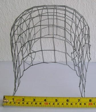 Chimney Bird Wire Balloon 200mm