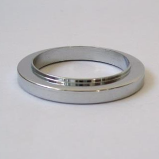 Chrome Metal Monobloc Tap Base Ring Plinth 62003153