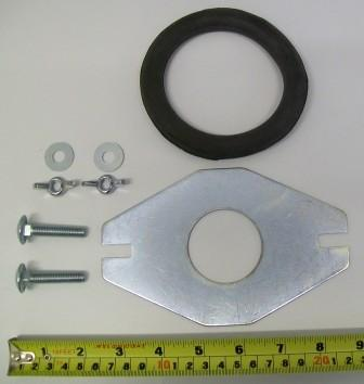 Close Coupling Kit 1.5 Flat Plate Ideal Standard Type