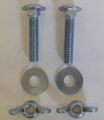 Close Coupling Plates Replacement Nut and Bolt Kit