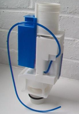 Grohe Shower Valve >> Grohe Dual Flush Pneumatic Dump Valve 42314 - 08000490 - Plumbers Mate Ltd