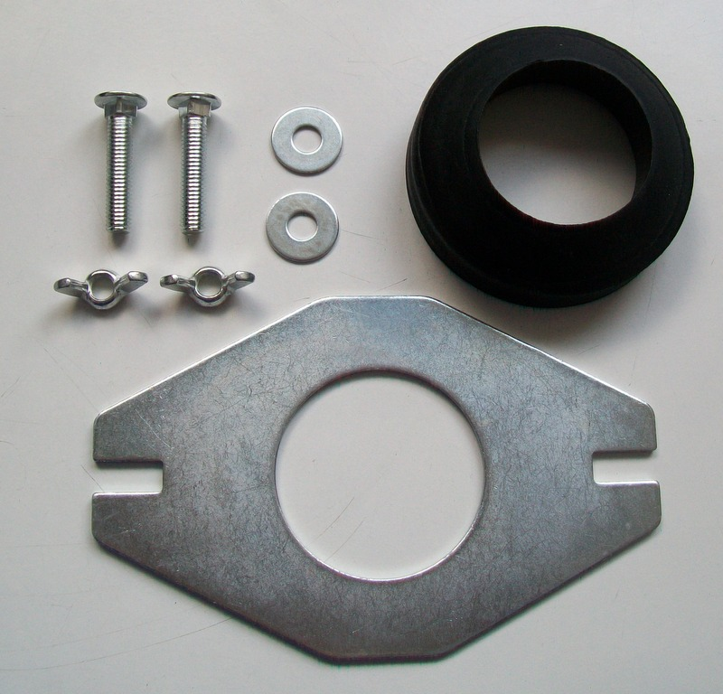 Ideal Standard Sv91167 Type Close Coupling Kit 2 Inch Flat
