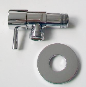 Lever Tap / Bidet Wall Outlet Isolation Valve - 62003603