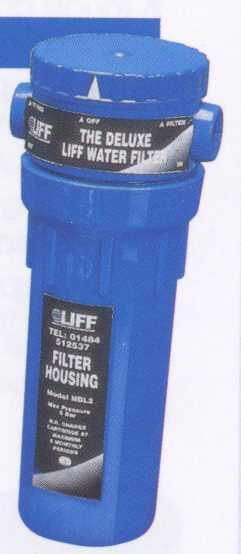 Liff NDL2 Domestic 10 inch Water Filter Housing - 76001041