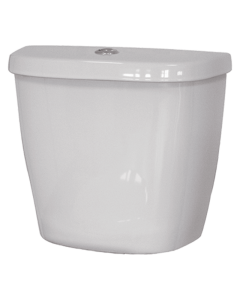 Low Level Push Button Cistern Side Entry White - 05005280