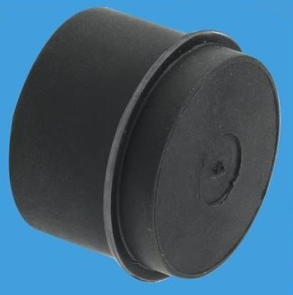 Mcalpine 1 1 4 Compression Fitting Rubber Stop Cap S23mr