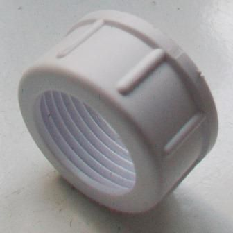 "McAlpine 19/23mm 1"" Compression / Urinal Spargepipe Nut - 39000091"