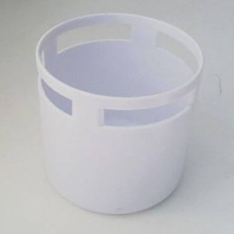 McAlpine 90mm High Performance Shower Trap Sediment Cup - 39003225