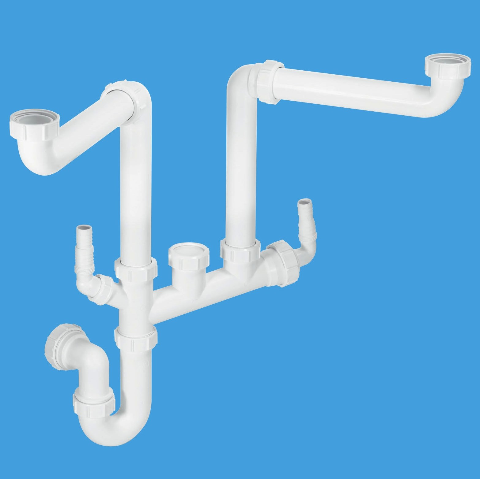 Kitchen Sink Outlet Pipe