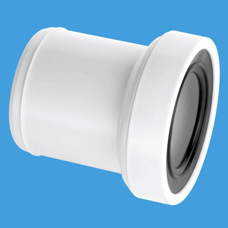 Mcalpine Pan Connector Adjustable Socket Extension