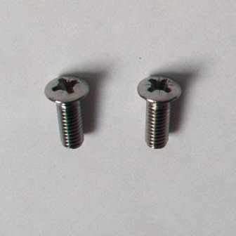 Pegler Terrier and Belmont Valve Cap Screw - Pack of 2 - 07002522