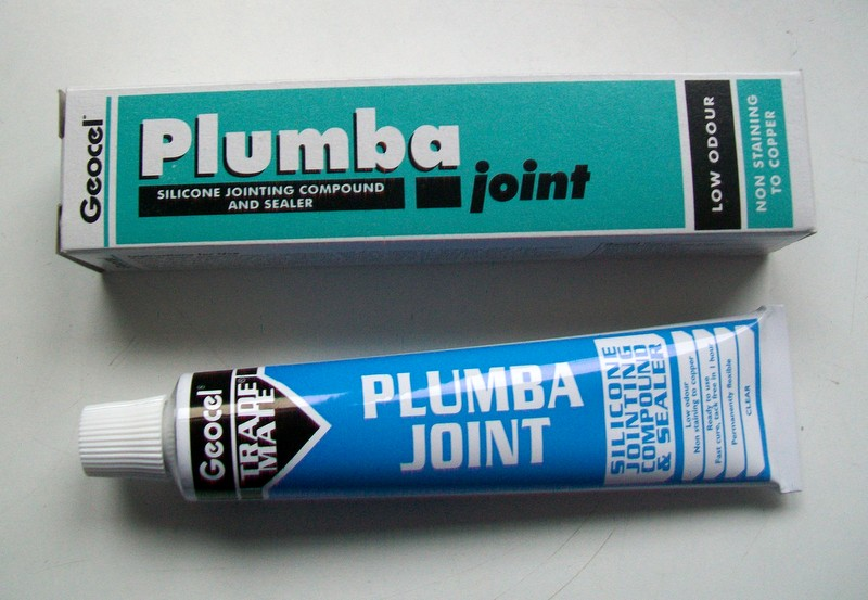 Plumba 50ml Silicone Jointing Compound & Sealant - 12000812