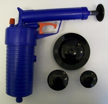 Professional Shock Wave Waste Pipe Unblocker