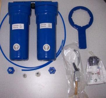 Liff RLK Deluxe Water Conditioning  Filter Kit