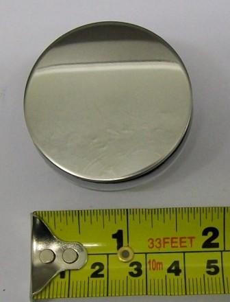 Mcalpine Stainless Steel Tap Hole Stopper Plumbers Mate Ltd