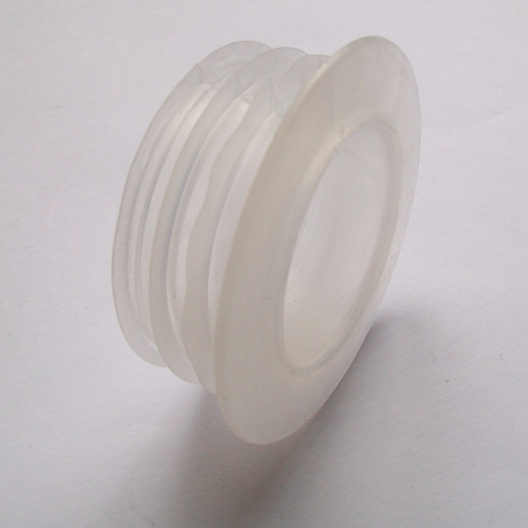 Universal Internal Fin Plastic Flush Pipe Cone Plumbers