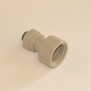 Water Filter Pushfit Adapter 1/2 inch Female to 6mm